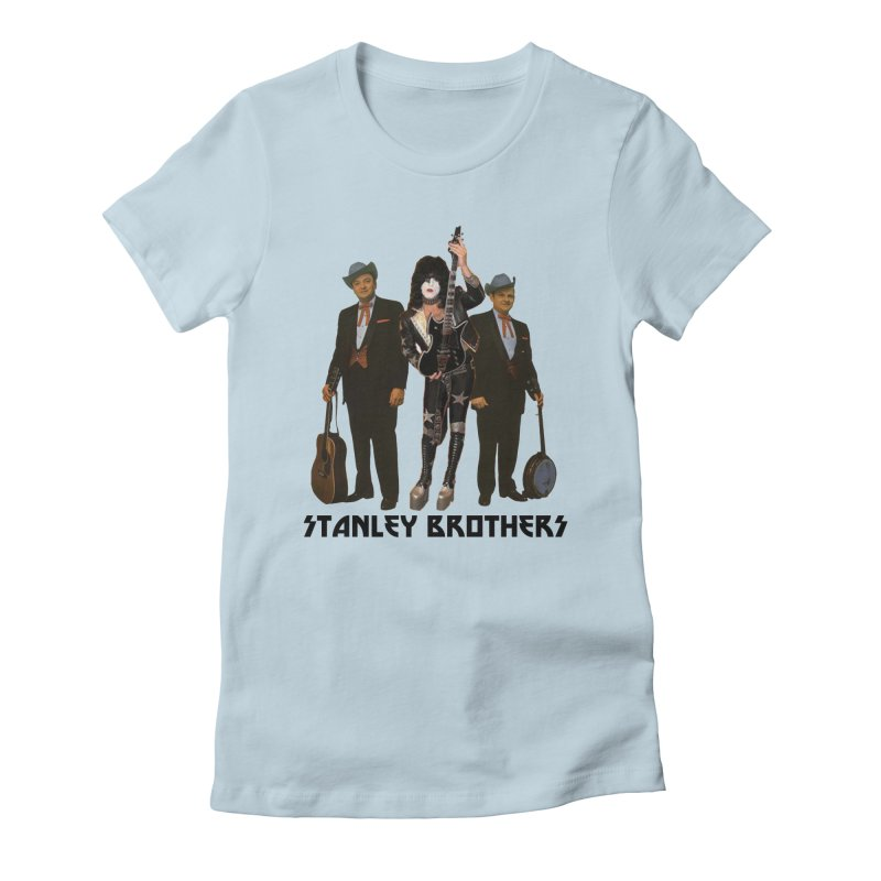 The Last Stanley Brother Women's Fitted T-Shirt by BestMarkMiller's Artist Shop