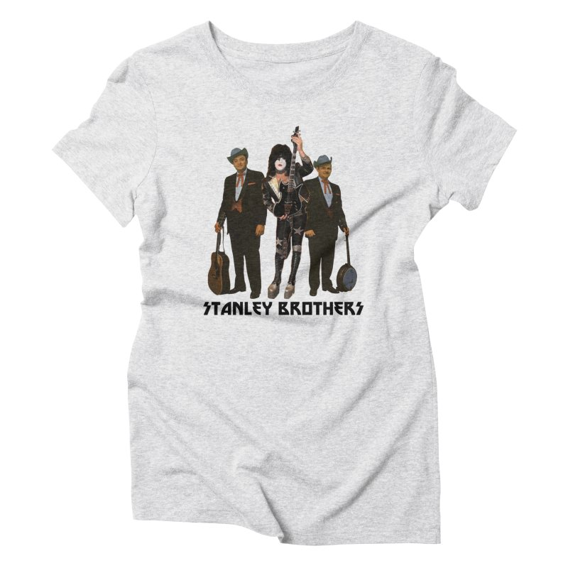 The Last Stanley Brother Women's Triblend T-Shirt by BestMarkMiller's Artist Shop