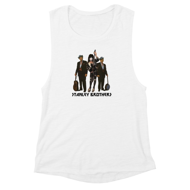 The Last Stanley Brother Women's Muscle Tank by BestMarkMiller's Artist Shop