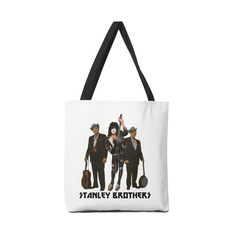 The Last Stanley Brother Accessories Tote Bag Bag by BestMarkMiller's Artist Shop