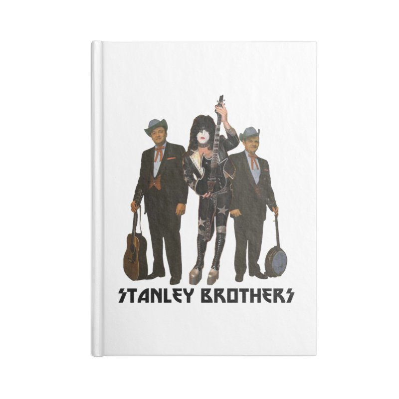 The Last Stanley Brother Accessories Blank Journal Notebook by BestMarkMiller's Artist Shop
