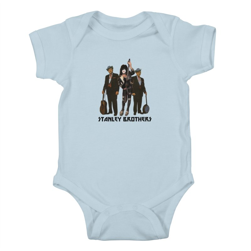 The Last Stanley Brother Kids Baby Bodysuit by BestMarkMiller's Artist Shop