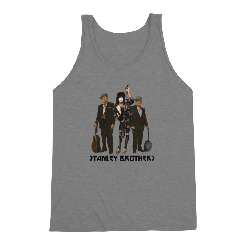 The Last Stanley Brother Men's Triblend Tank by BestMarkMiller's Artist Shop