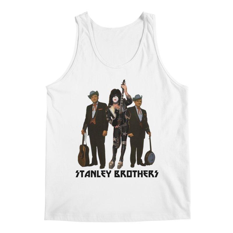 The Last Stanley Brother Men's Regular Tank by BestMarkMiller's Artist Shop
