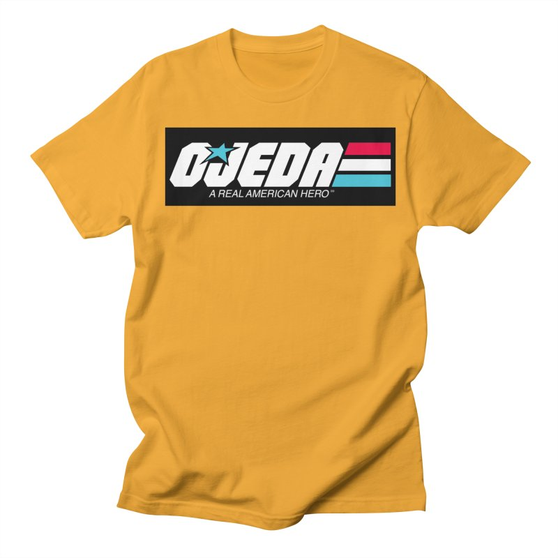 Ojeda-Joe Women's Regular Unisex T-Shirt by BestMarkMiller's Artist Shop