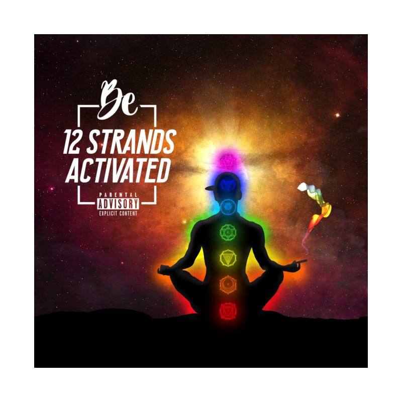 12 Strands Activated Merch Men's T-Shirt by Be's Merch Store