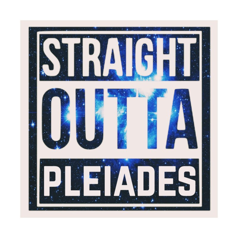 Straight Outta Pleiades Men's T-Shirt by Be's Merch Store