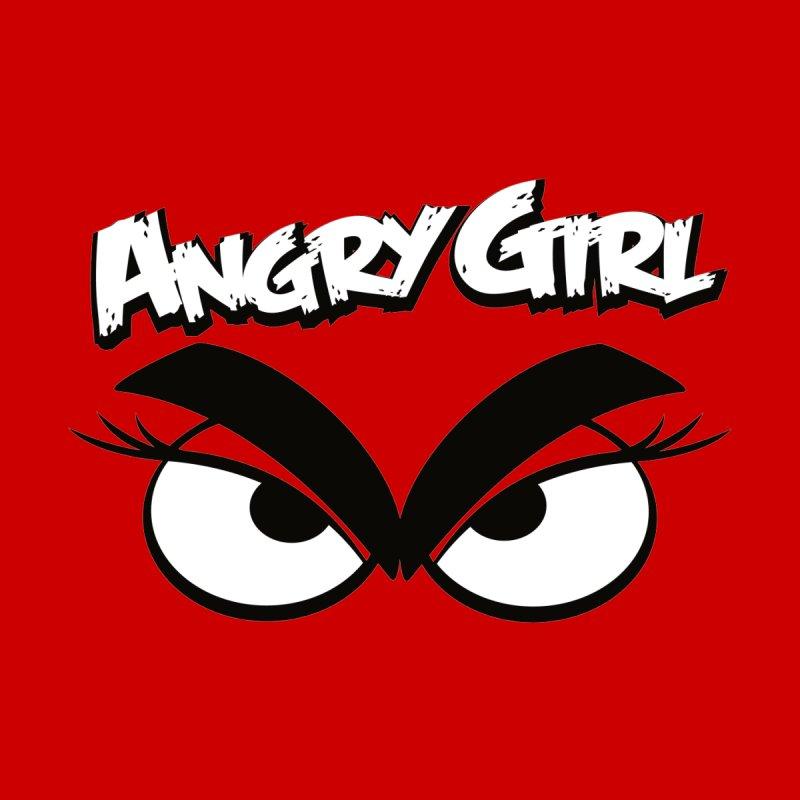 Angry Girl by Bibine Tee Shop's