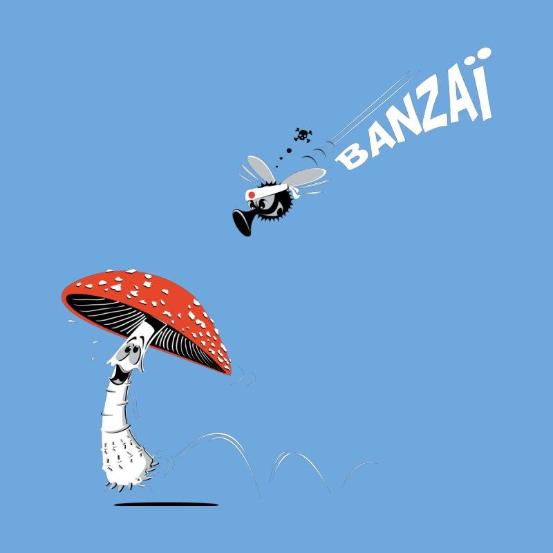 Kamikaze Banzaï by Bibine Tee Shop's