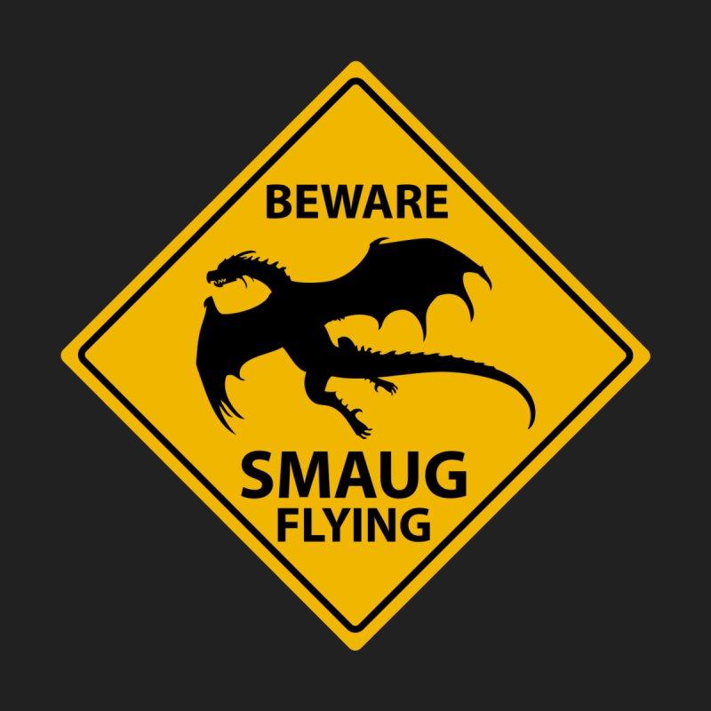 Beware Smaug Flying by Bibine Tee Shop's