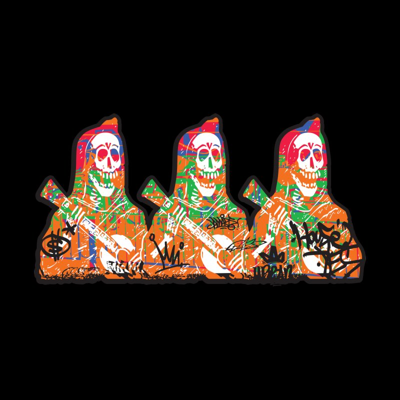 Three Amigos Men's T-Shirt by DarkGarden