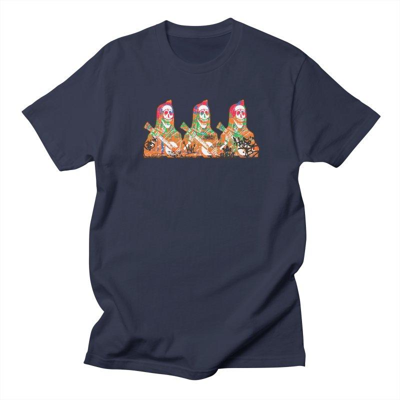 Three Amigos Men's Regular T-Shirt by DarkGarden