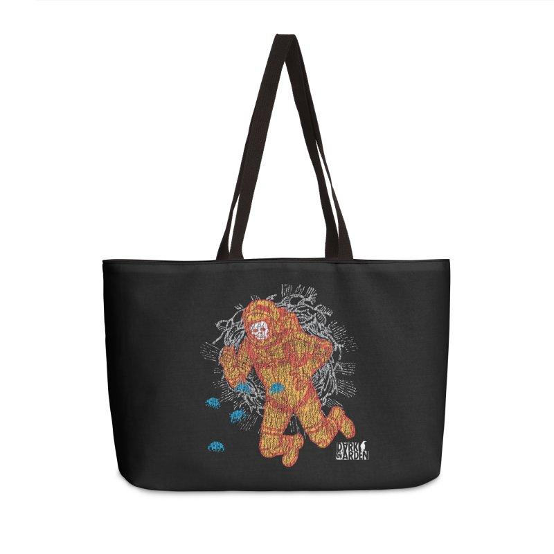 Major Tom Accessories Weekender Bag Bag by DarkGarden