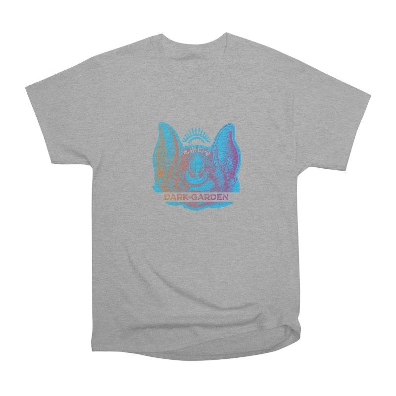 Mystic Bat Men's Heavyweight T-Shirt by DarkGarden