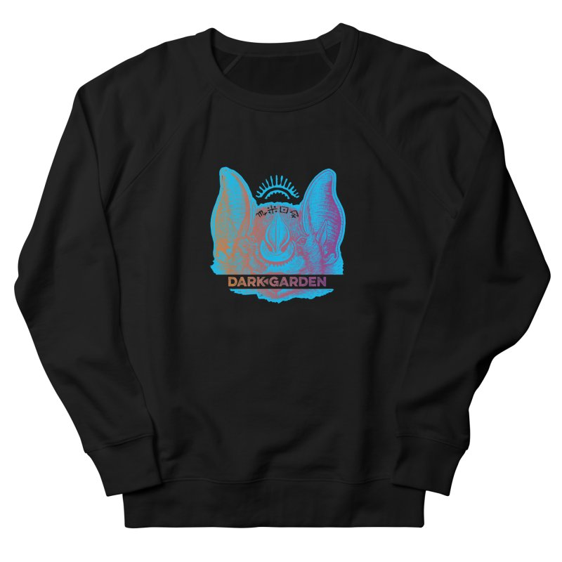 Mystic Bat Men's French Terry Sweatshirt by DarkGarden