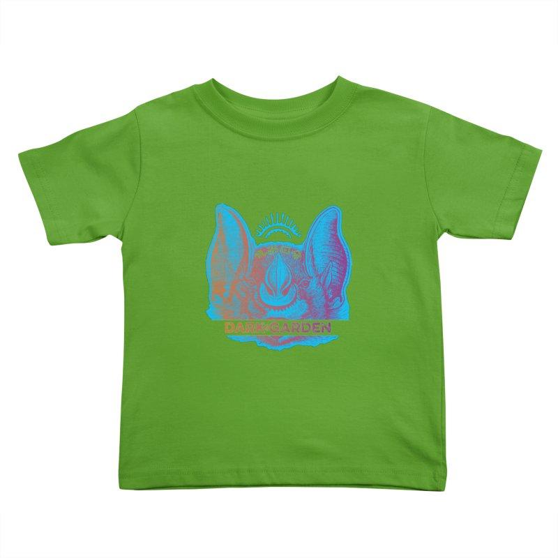 Mystic Bat Kids Toddler T-Shirt by DarkGarden