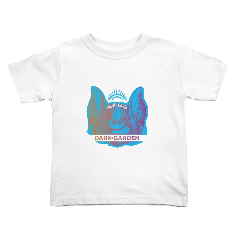 Mystic Bat Kids Toddler T-Shirt by DarkGarden