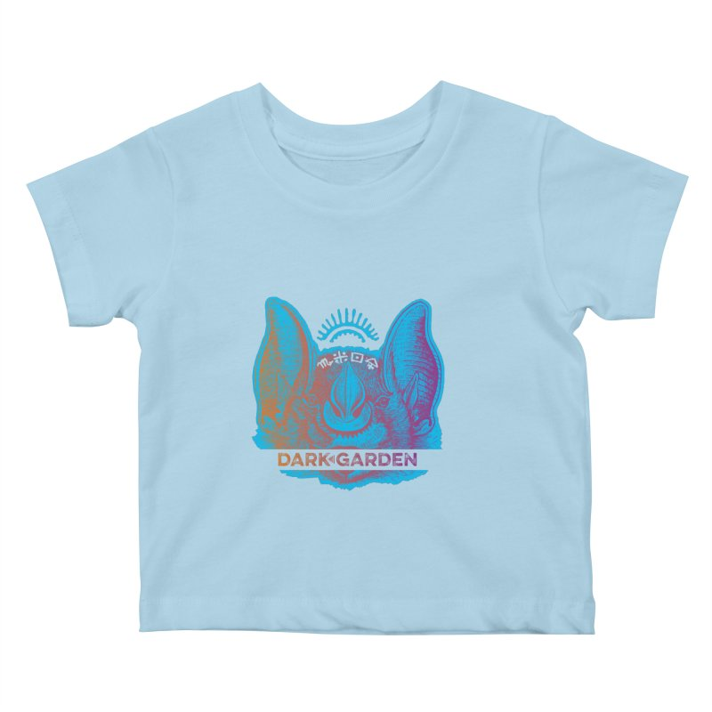 Mystic Bat Kids Baby T-Shirt by DarkGarden