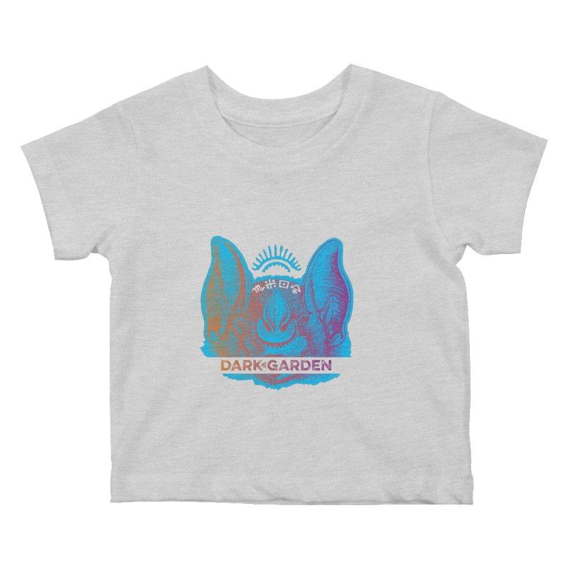 Mystic Bat Kids Baby T-Shirt by DarkGarden