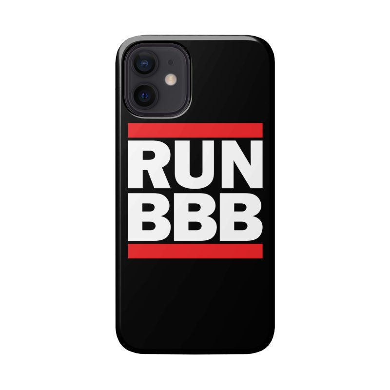 ICONIC LOGO collection Accessories Phone Case by BigBlackBiscuit's Artist Shop