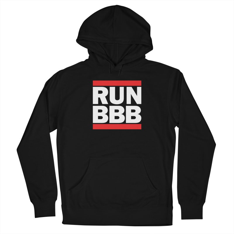 ICONIC LOGO collection Men's Pullover Hoody by BigBlackBiscuit's Artist Shop