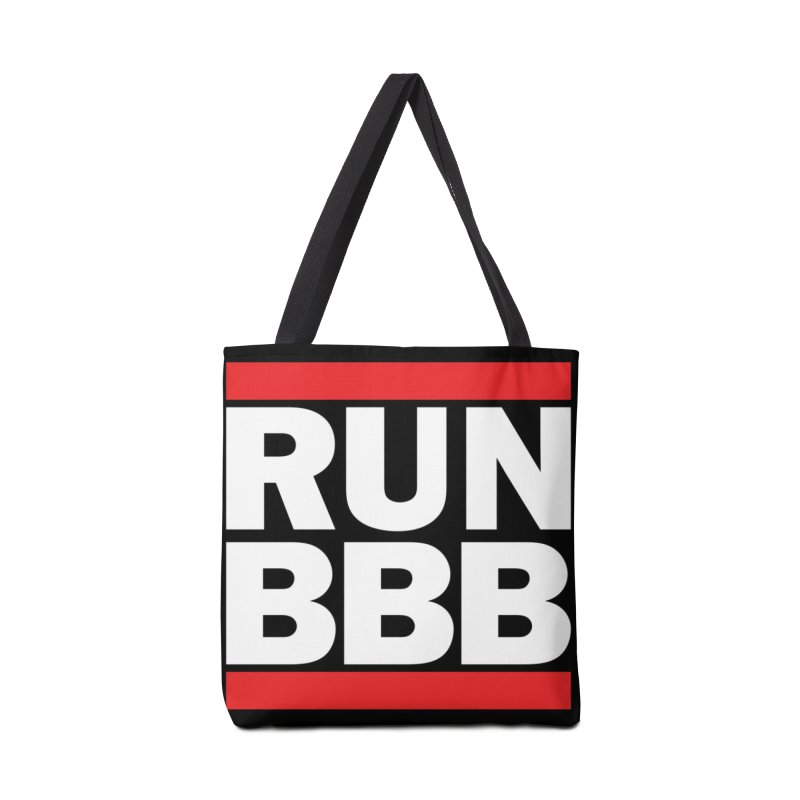 ICONIC LOGO collection Accessories Bag by BigBlackBiscuit's Artist Shop
