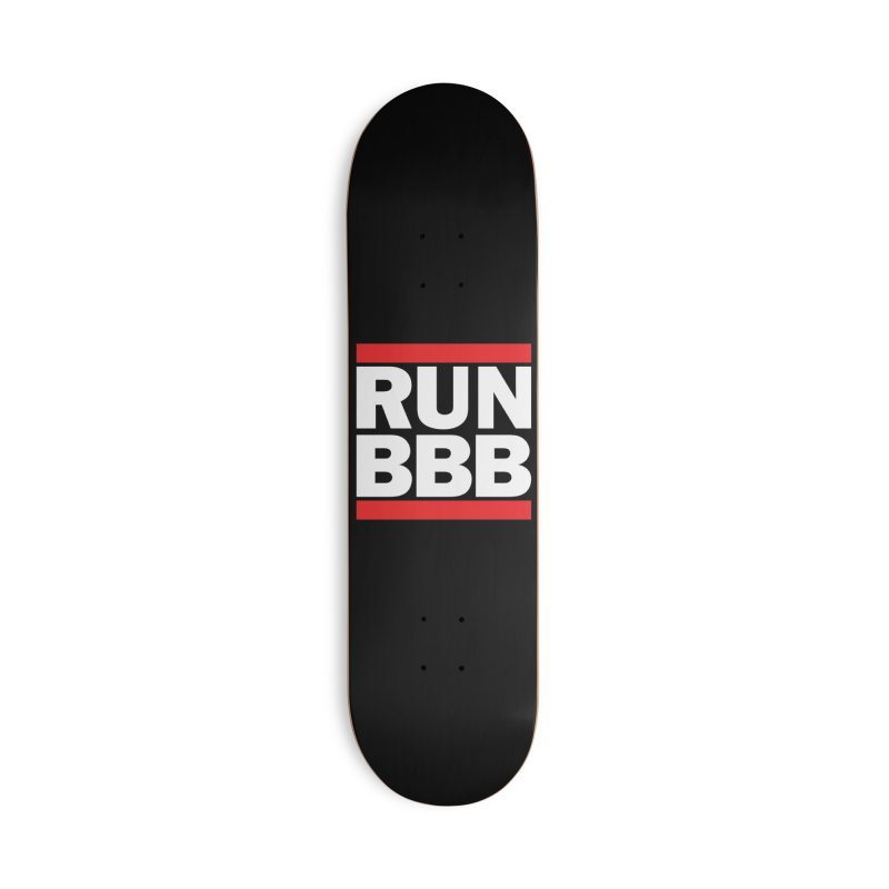ICONIC LOGO collection Accessories Skateboard by BigBlackBiscuit's Artist Shop