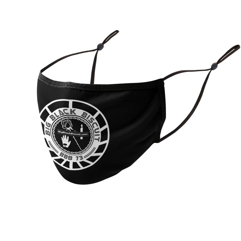 STREETSWEEPER Accessories Face Mask by BigBlackBiscuit's Artist Shop