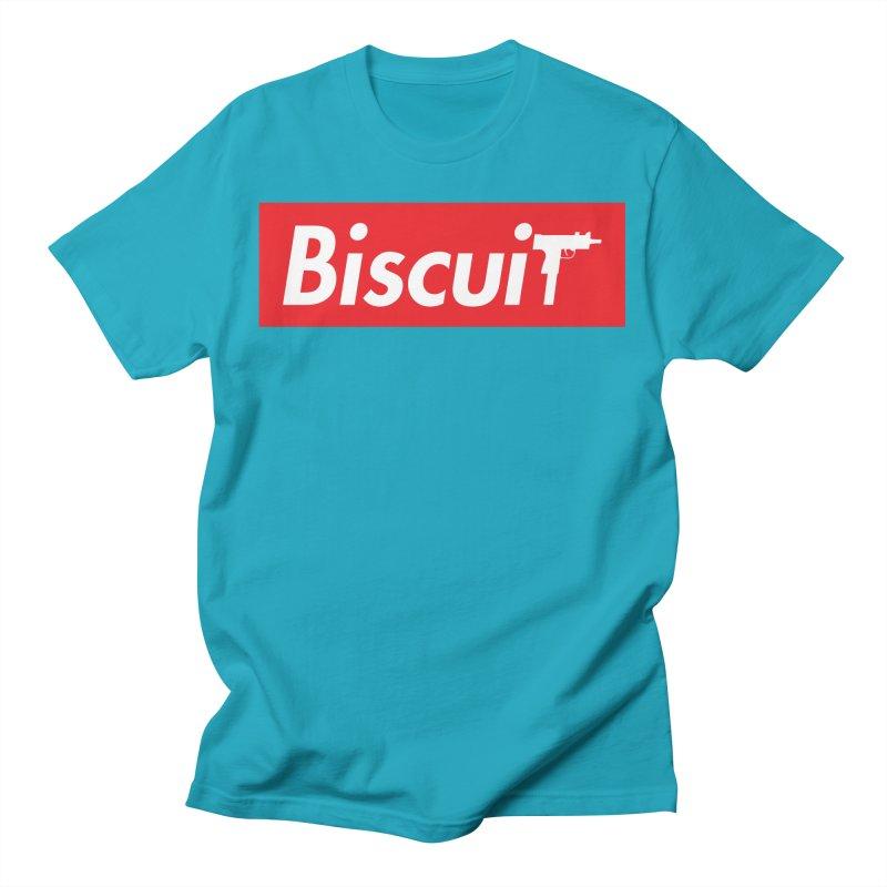 Battlestarr Men's T-Shirt by BigBlackBiscuit's Artist Shop