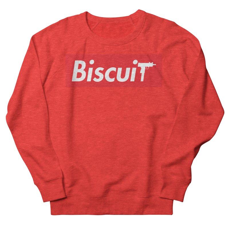 Battlestarr Men's Sweatshirt by BigBlackBiscuit's Artist Shop