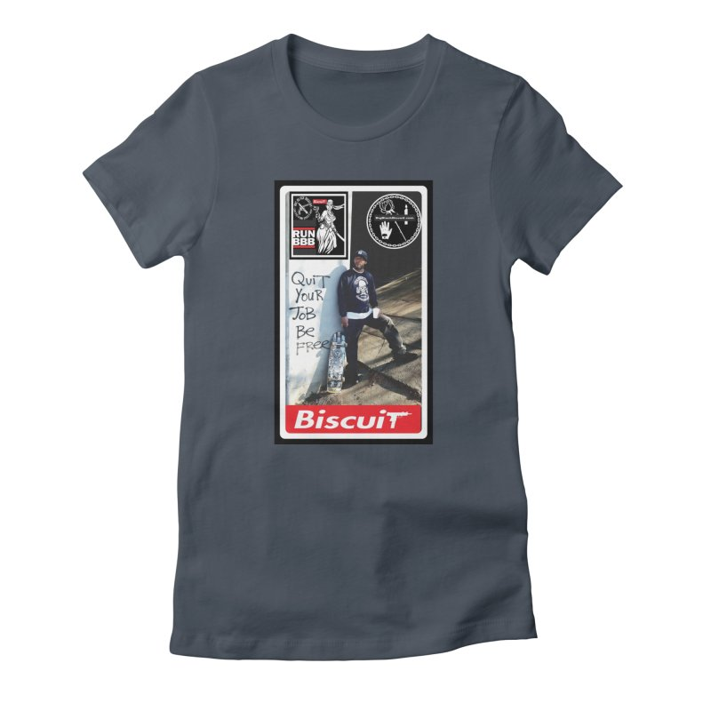 O.G. SToneY P. Pro model Women's T-Shirt by BigBlackBiscuit's Artist Shop