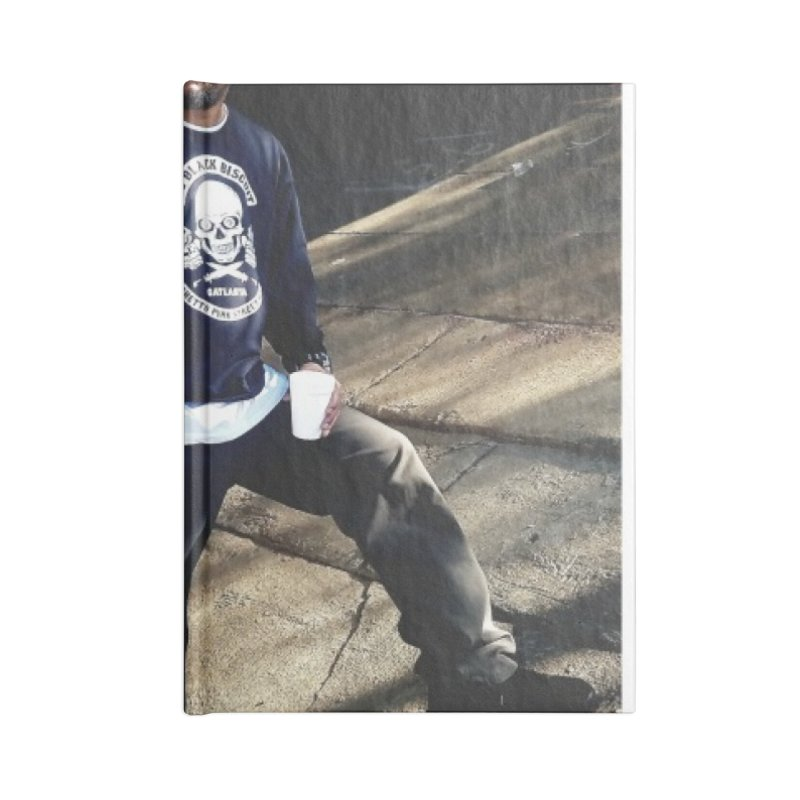 O.G. SToneY P. Pro model Accessories Notebook by BigBlackBiscuit's Artist Shop