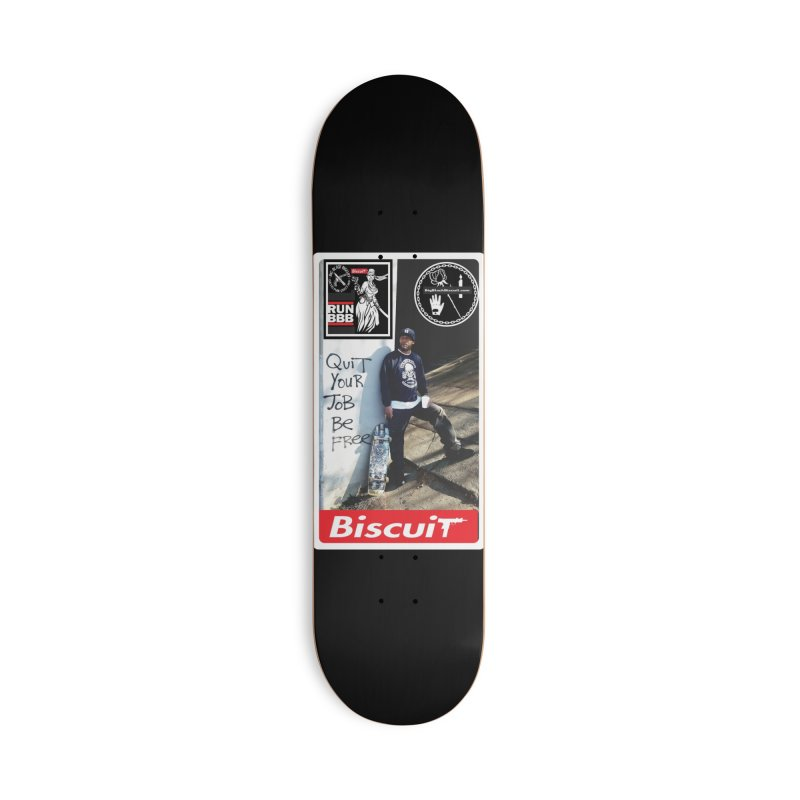 O.G. SToneY P. Pro model Accessories Skateboard by BigBlackBiscuit's Artist Shop