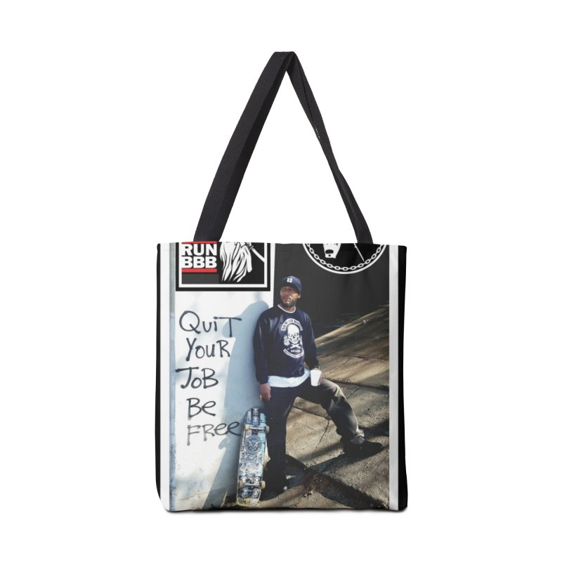 O.G. SToneY P. Pro model Accessories Bag by BigBlackBiscuit's Artist Shop