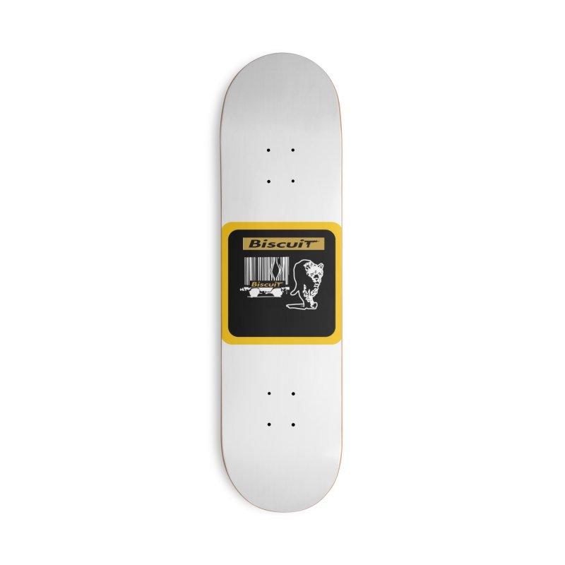 LEOPARD Accessories Skateboard by BigBlackBiscuit's Artist Shop