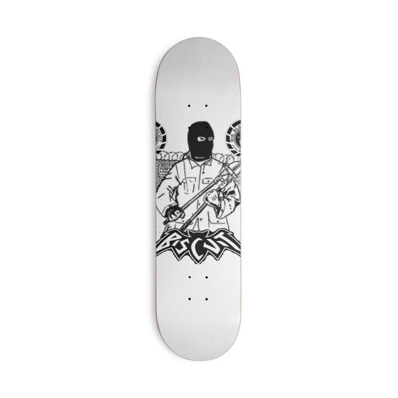 Freedumb aint Free Accessories Skateboard by BigBlackBiscuit's Artist Shop