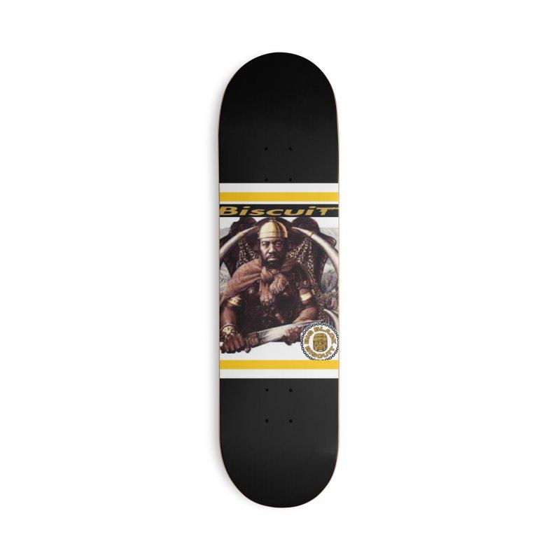 Hannibal Accessories Skateboard by BigBlackBiscuit's Artist Shop