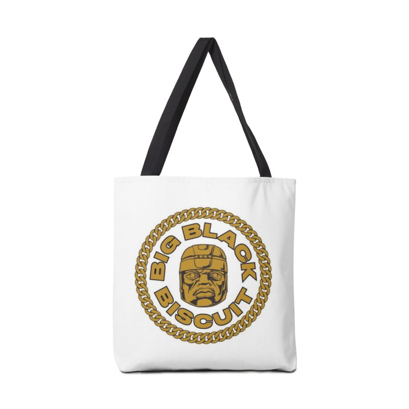 BigBlackBiscuiT Accessories Bag by BigBlackBiscuit's Artist Shop