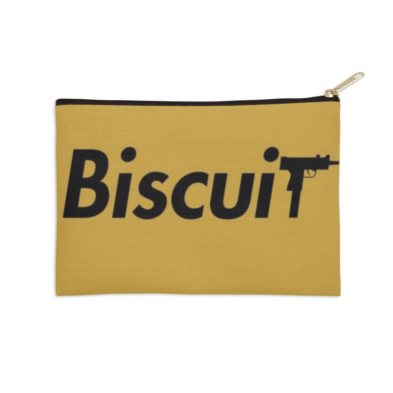 Bravo Accessories Zip Pouch by BigBlackBiscuit's Artist Shop