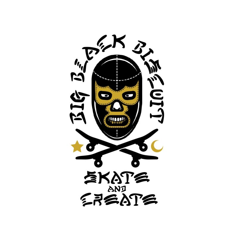 Skateboarding and creativity Accessories Skateboard by BigBlackBiscuit's Artist Shop
