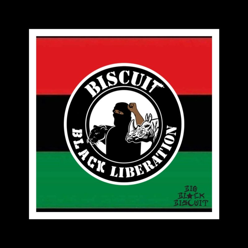 Blackman liberty flag Men's T-Shirt by BigBlackBiscuit's Artist Shop