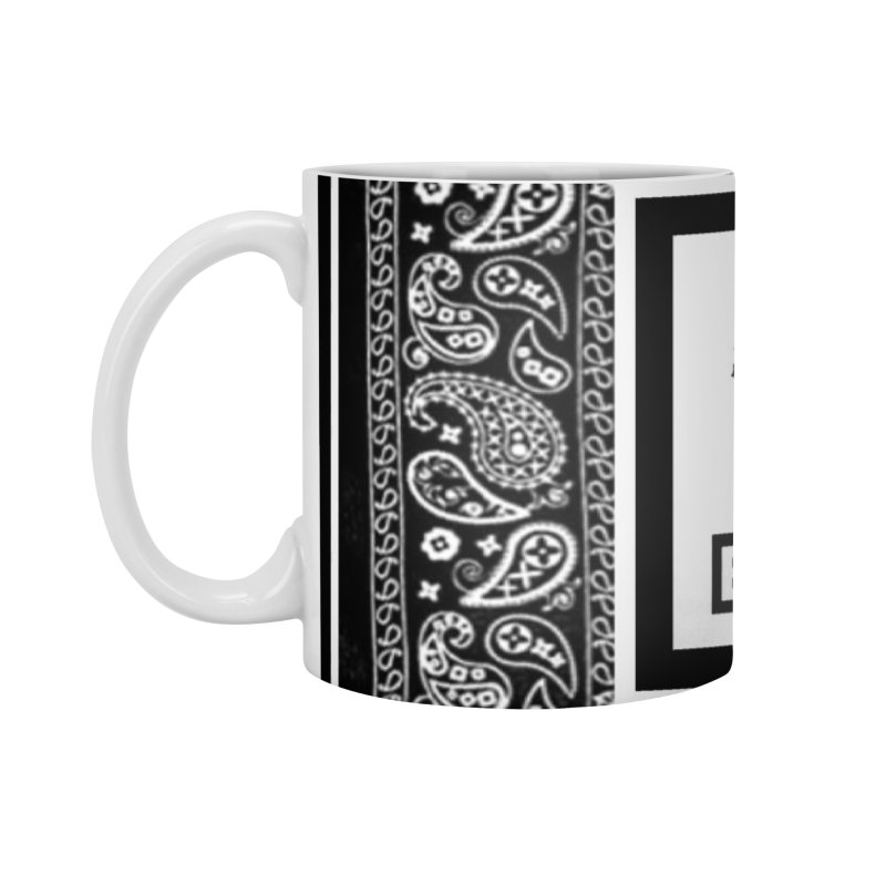 SKATEBOARD ARTE MUSICA Accessories Mug by BigBlackBiscuit's Artist Shop