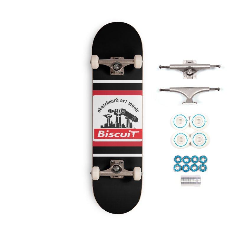 BATTLESTARR 3.5 Accessories Skateboard by BigBlackBiscuit's Artist Shop
