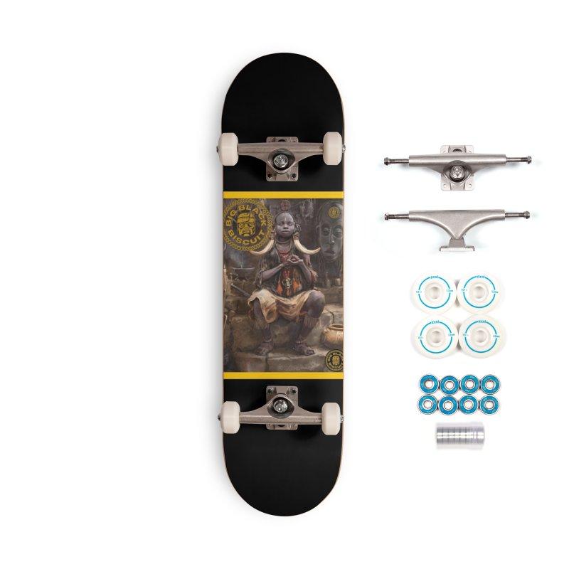 Yoruba Accessories Skateboard by BigBlackBiscuit's Artist Shop