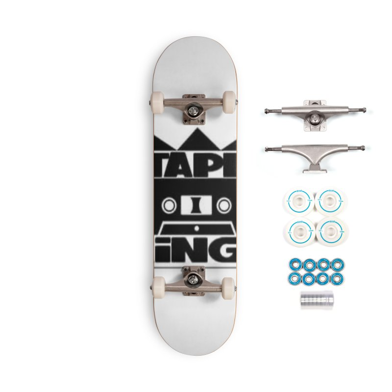 Tactical Tape Kings Supply Accessories Skateboard by BigBlackBiscuit's Artist Shop