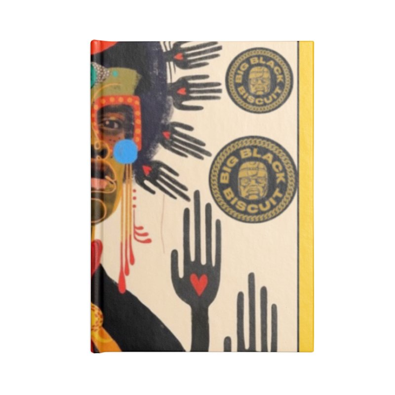 Esmerelda Esquire Accessories Notebook by BigBlackBiscuit's Artist Shop