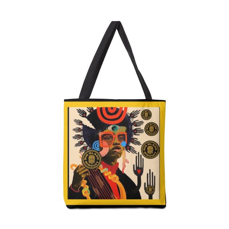Esmerelda Esquire Accessories Bag by BigBlackBiscuit's Artist Shop