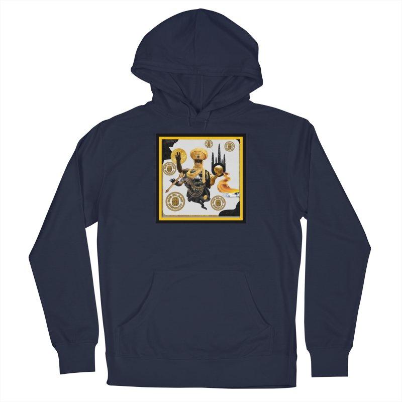 Enoch Gilgamesh Men's Pullover Hoody by BigBlackBiscuit's Artist Shop