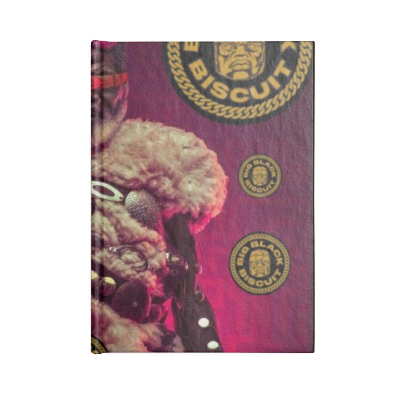 Supreme Overstanding Accessories Notebook by BigBlackBiscuit's Artist Shop