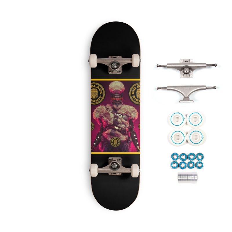 Supreme Overstanding Accessories Skateboard by BigBlackBiscuit's Artist Shop